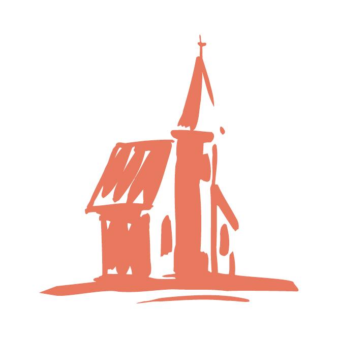 Wanderzeichen: Kirche